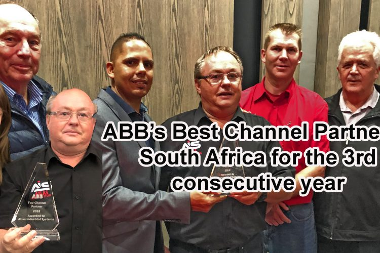 ABB's Awards for Excellence in South African Markets for the 3rd consecutive year